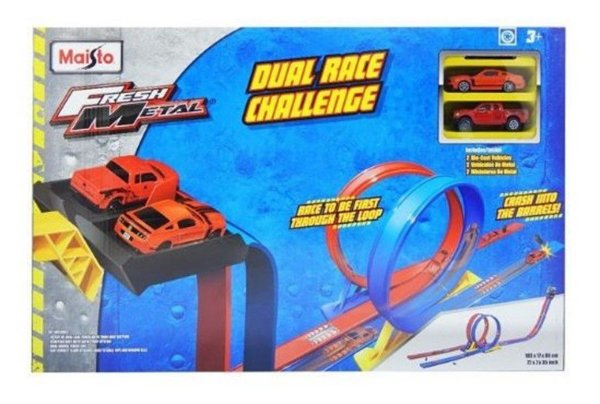 Auto Pista Fresh Metal - Dual Race Challenge