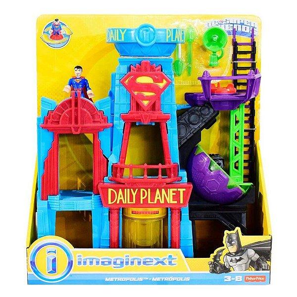 Imaginext - DC Metrópolis