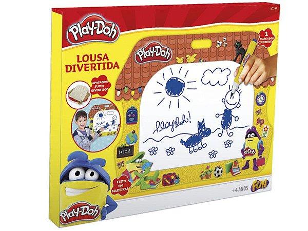 Play-Doh Lousa Divertida