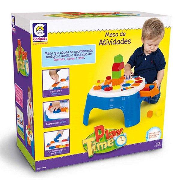 Mesa de Atividades Play Time