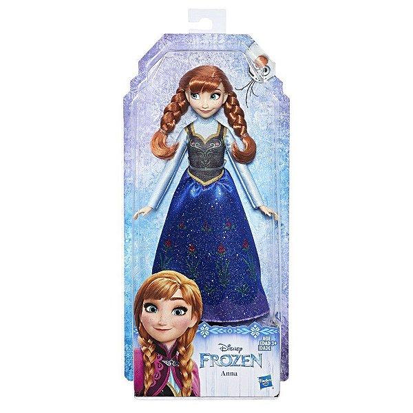 Boneca Frozen - Anna