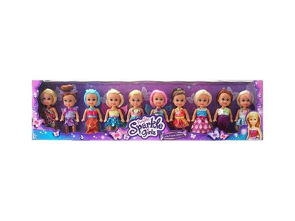 Sparkle Girlz - Coleção Mini Sparkles