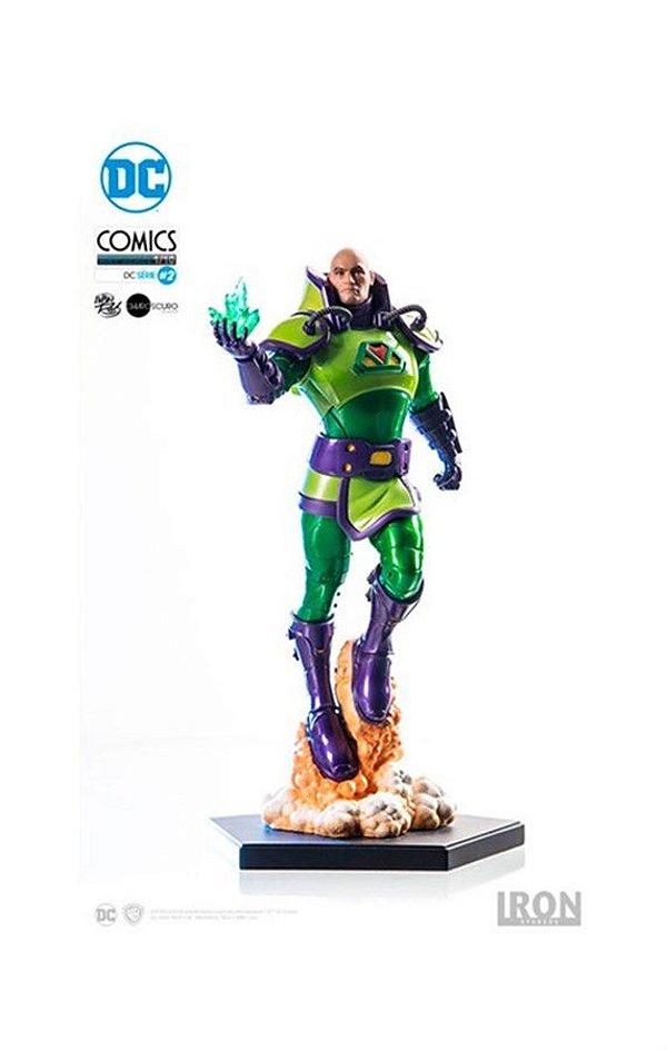 Lex Luthor DC Comics Art Scale 1/10