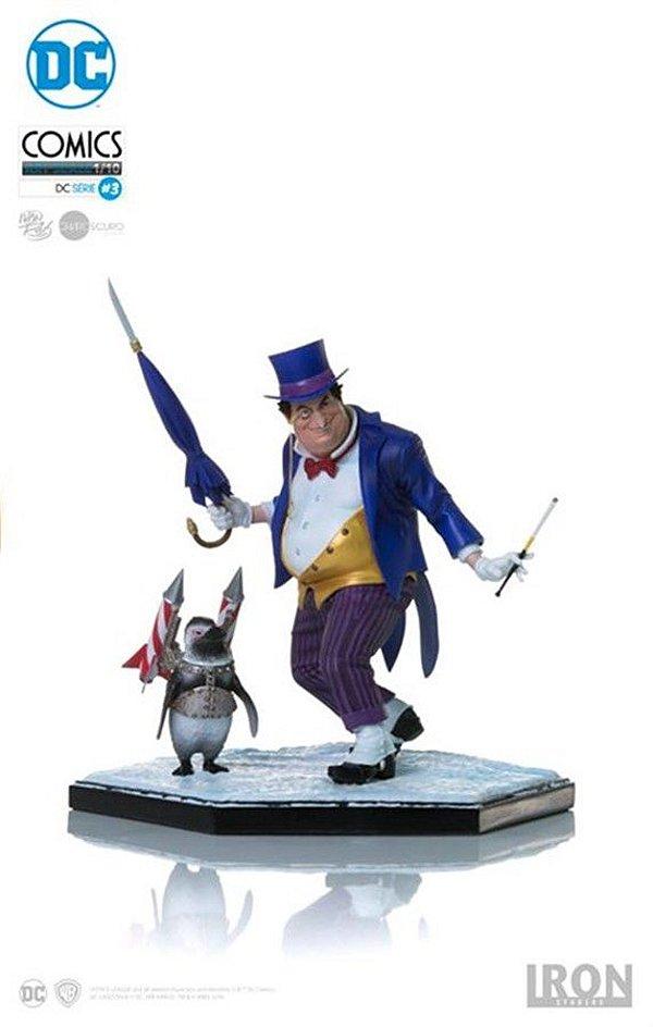 Pinguim DC Comics Art Scale 1/10