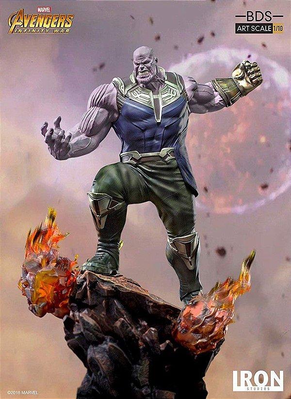 Thanos - Infinity War BDS Art Scale