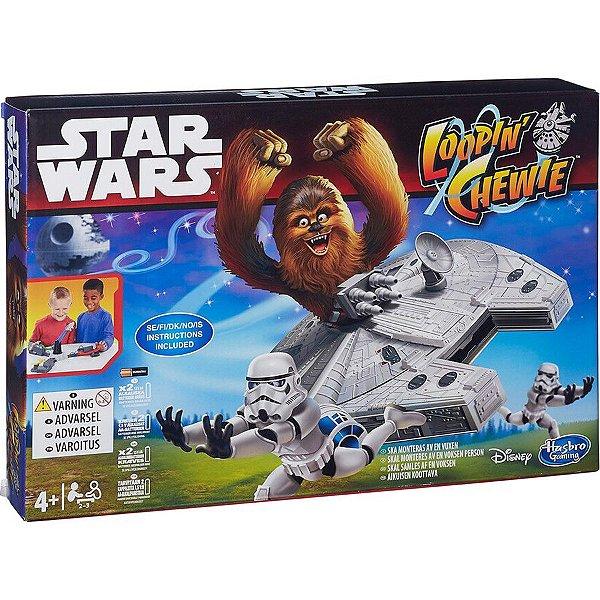 Jogo Star Wars Loopin' Chewie