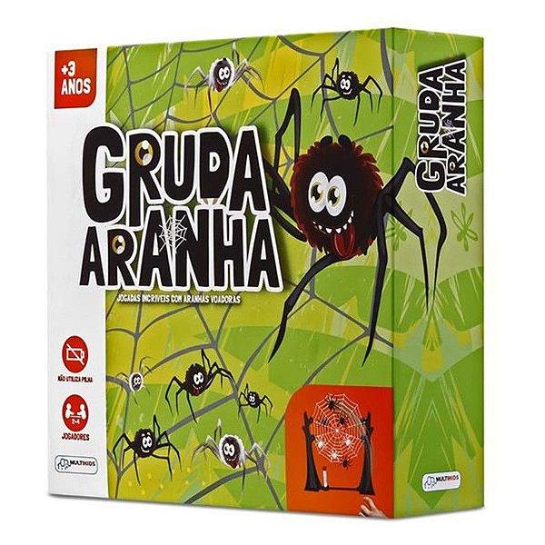 Jogo Gruda Aranha