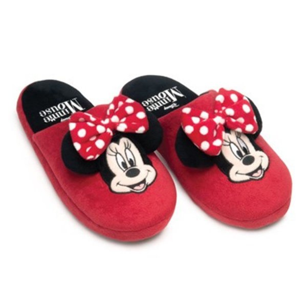 Chinelo Minnie com Laço