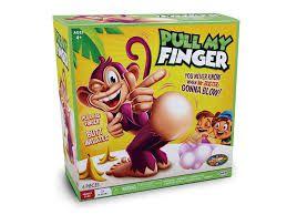 Jogo Pull My Finger