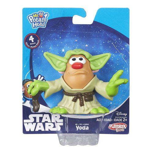 Boneco Mr Potato Head Mashup Star Wars Yoda