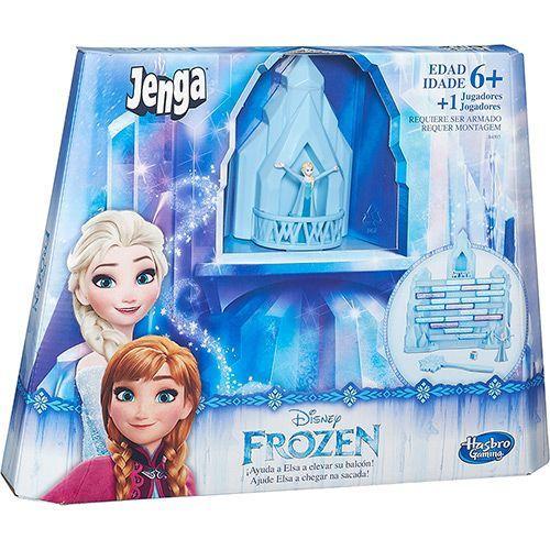 Jogo Jenga Frozen