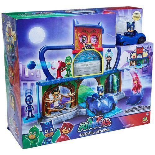 Pj Masks Quartel General