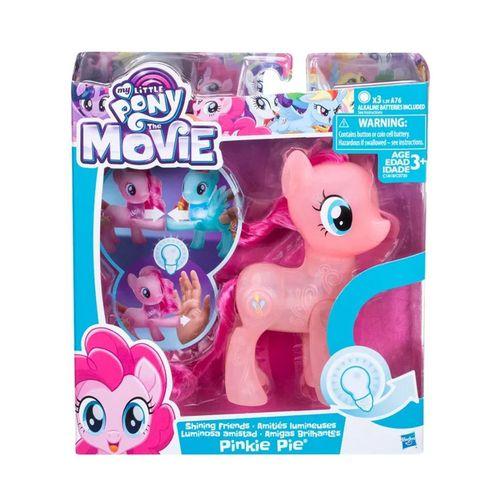 My Little Pony Movie Pinkie Pie brilhante