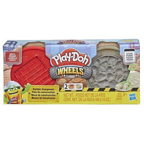 Play Doh Wheels Massa De Construção