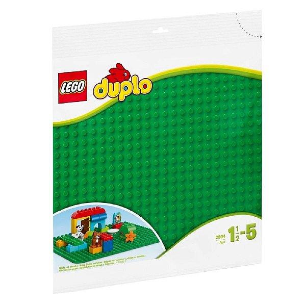 Lego Duplo Base de Construção Verde