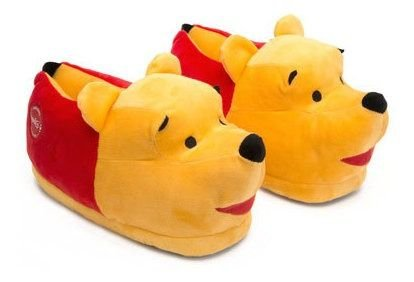 Pantufa Pooh