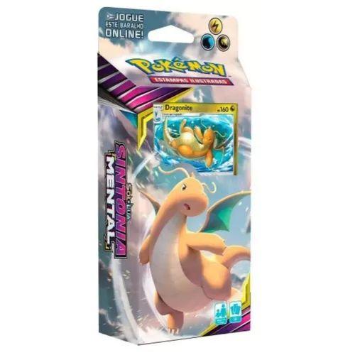 Cartas Pokémon Sol e Lua Série 11- Sintonia Mental