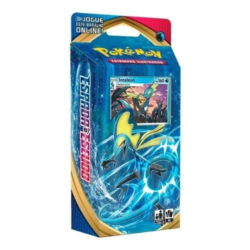 Cartas Pokémon Espada e Escudo Série 1 - Stater Deck