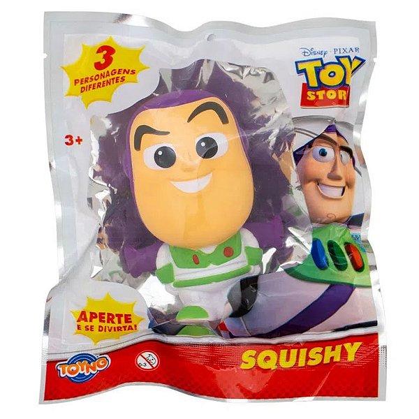 Mini boneco de espuma Toy Story