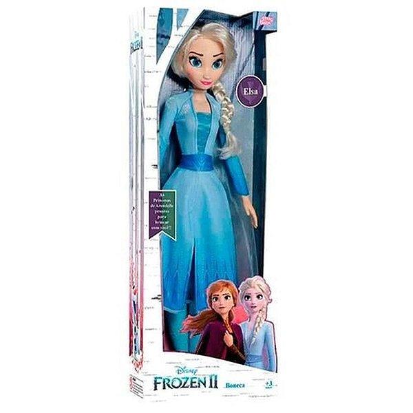 Boneca Frozen 2 - Elsa Mini My Size