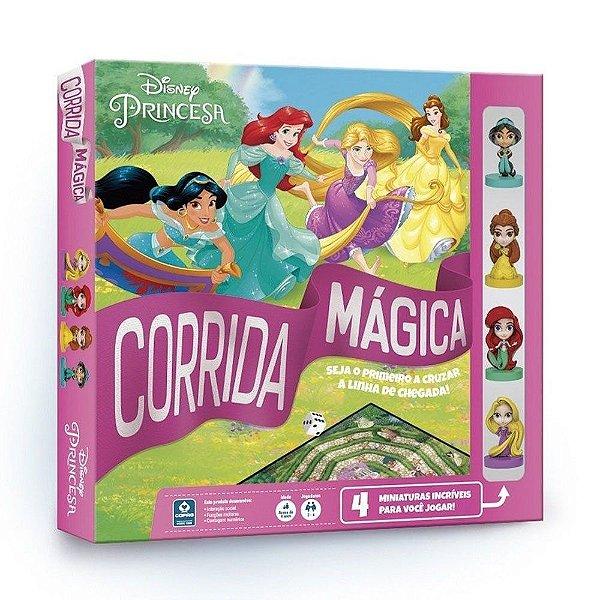Jogo Corrida Magica Disney - Princesas