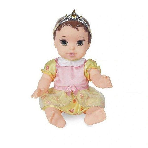 Boneca Baby Princesa Vinil Bela