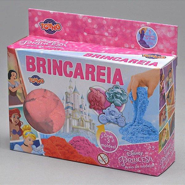 Areia de modelar Brincareia Princesas