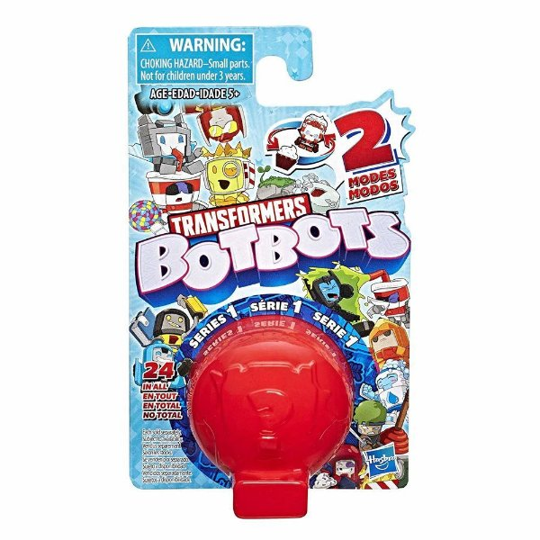 Transformers Botbot Blind Box