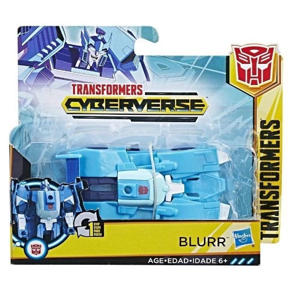 Transformers Cyberverse Step Changer