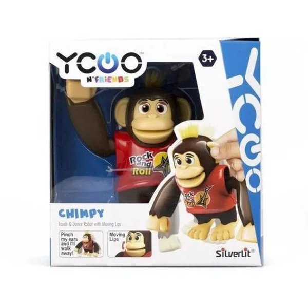 Chimpy Macaco Dancante
