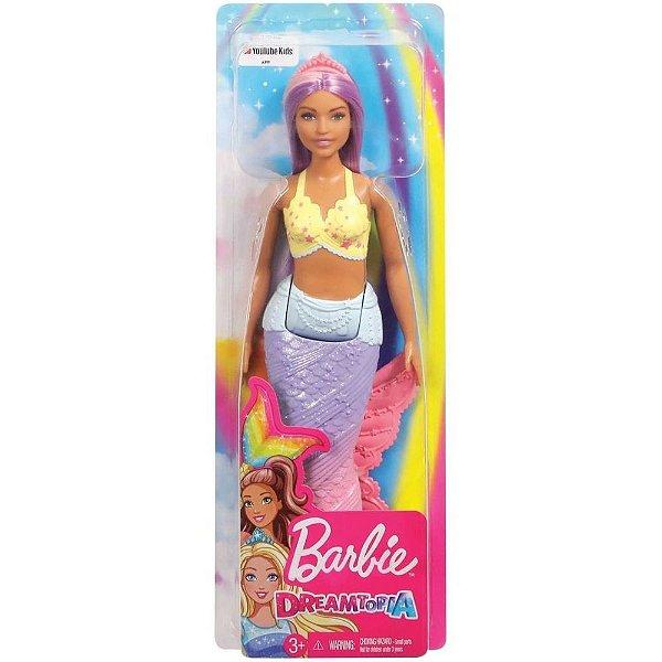Boneca Barbie Dreamtopia Sereia