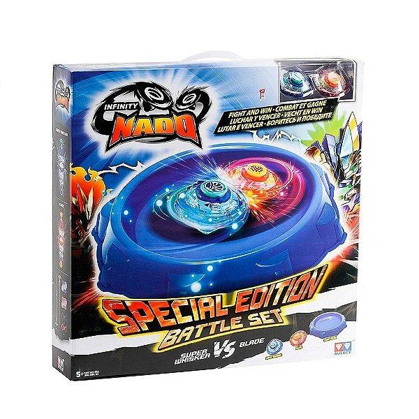Infinity Nado Battle Set Special