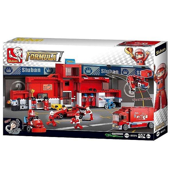 Blocos F1 Racing