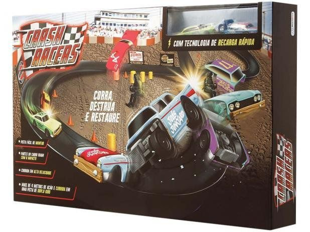 Pista Crash Racers