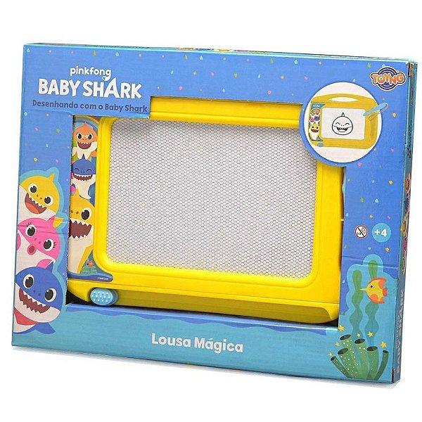 Lousa Magica Baby Shark