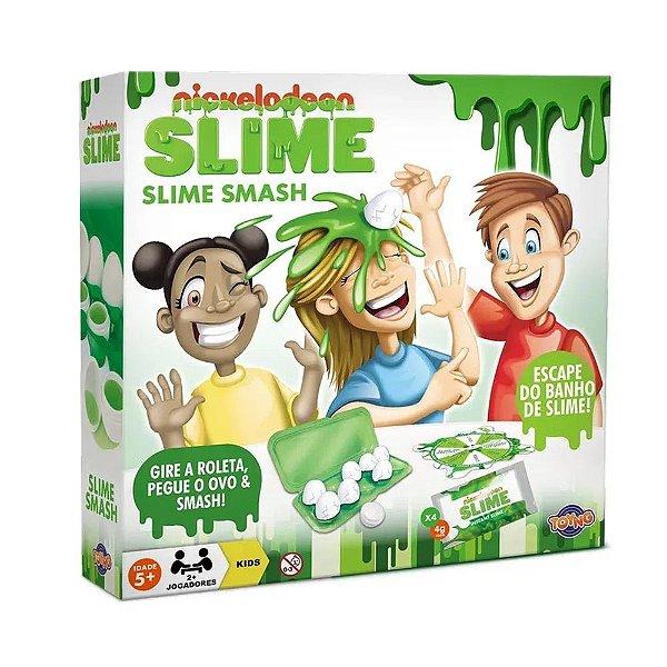 Slime Nickelodeon Jogo Smashy