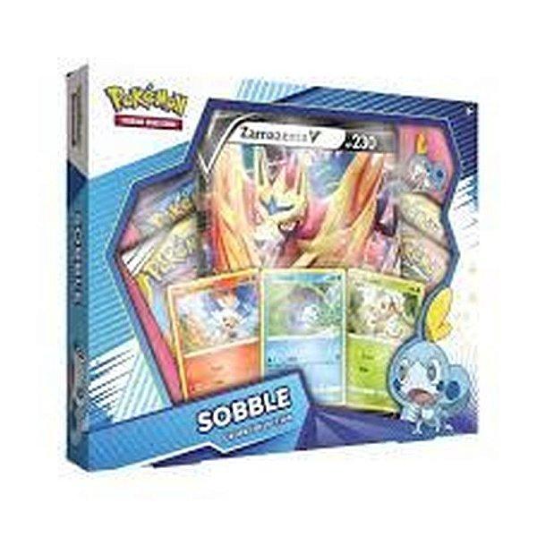 Box Pokémon Coleção Galar