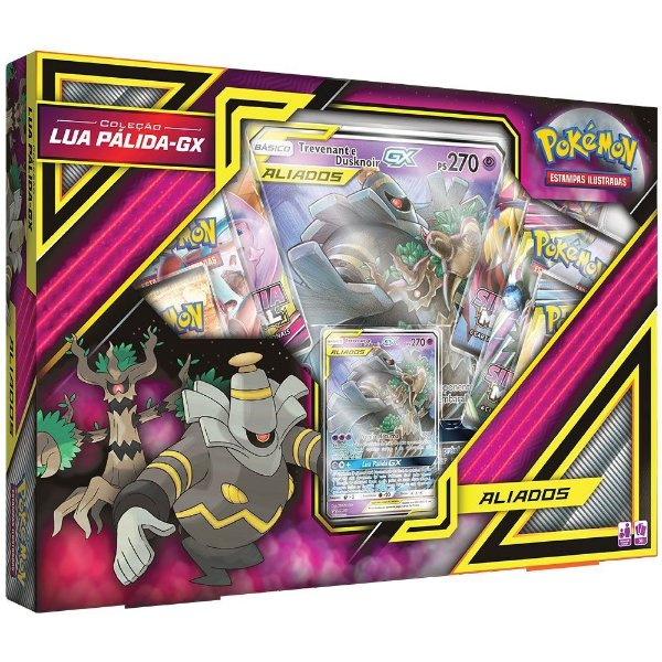 Box Pokemon Trevenant/Dusknoir