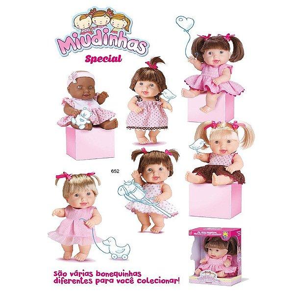 Boneca Miudinha Special