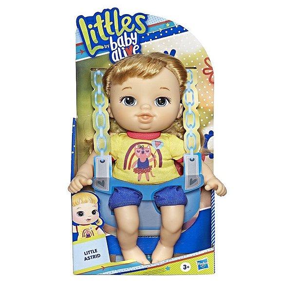 Baby Alive Little Carry Turminha Estil
