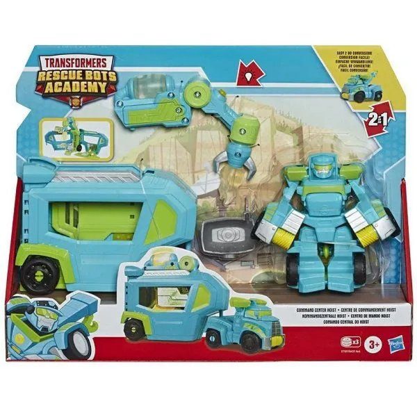 Playskool Transformers Rescue Bot's Academy Trailer
