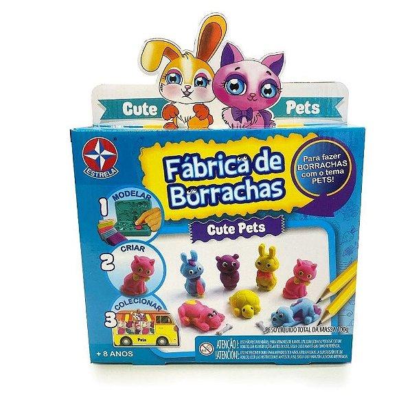 Fabrica de Borrachas Cute Pets