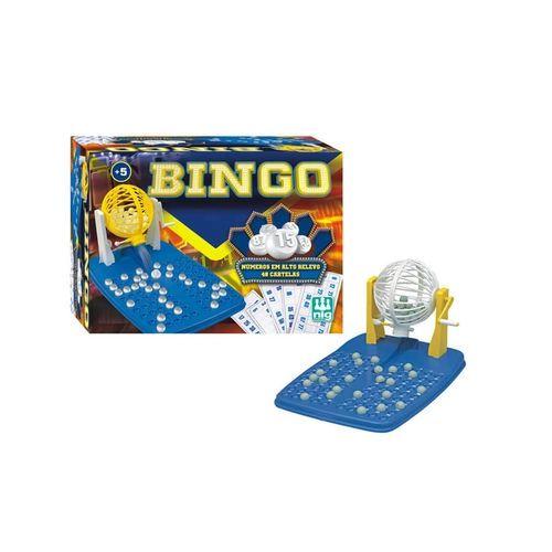Jogo Bingo 48 Cartelas