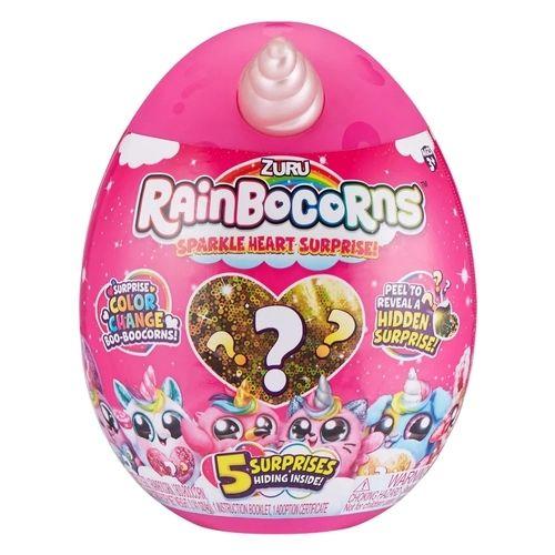 Rainbocorns Pelucia Squeezy Surprise