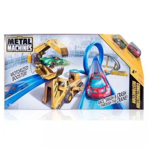 Pista Metal Machines Construction