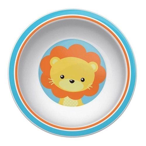 Pratinho Bowl  Animal Fun Leão