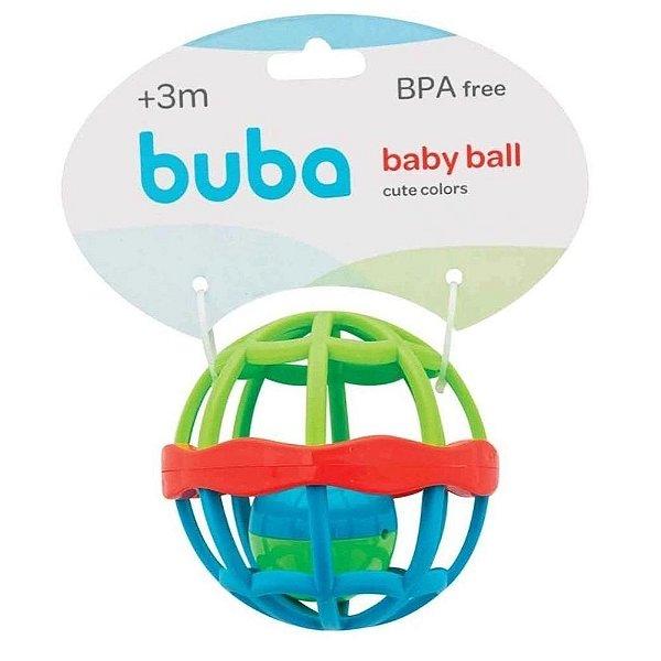 Chocalho Baby Ball Cute Colors