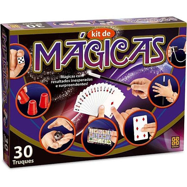 Jogo Kit de Magicas G