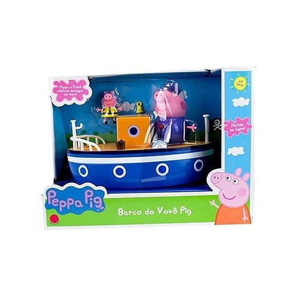 Peppa Pig  Barco do Vovo