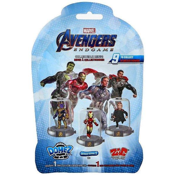 Domez Avenger 3 SortIdos - Domo em Saco Plastico